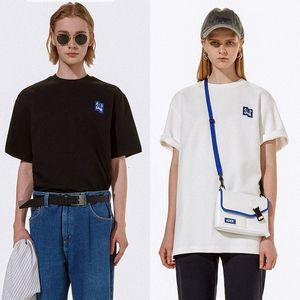 Même CO marque le t-shirt à manches courtes à la lettre de renard brodé