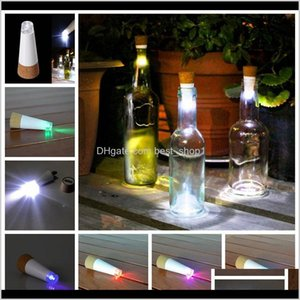 Lamps&Shades Decor Nursery Store Baby, Kids & Maternity Drop Delivery 2021 9 Colors Corkscrew Led Multicolor Lamp Charger Original Plug Wine