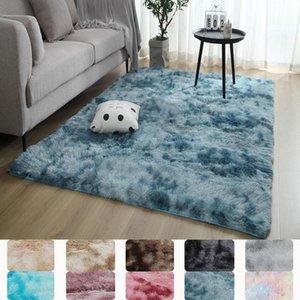 Carpets Hick Carpet For Living Room Plush Rug Children Bed Fluffy Floor Window Bedside Home Decor Rugs Soft Velvet Mat