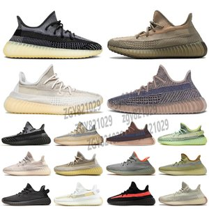 Top quality casual shoes Yecher Asriel Oreo Zyon Relective triple white black Cinder bred womens mens trainers Outdoor Sports Designer ZG39