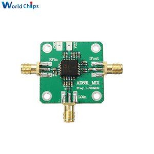 Integrated Circuits AD831 High Frequency RF Mixer Inverter 0.1-500MHz Board Module Single Chip Radio Converter Dual Balanced Wholesale