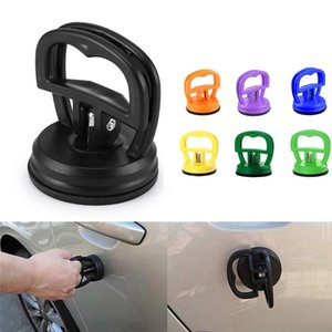 Mini Cars Repair Kits Suction Cup Auto Body Dent Puller Removal Tools Strong Car Repairing Kit Glass Metal Lifter