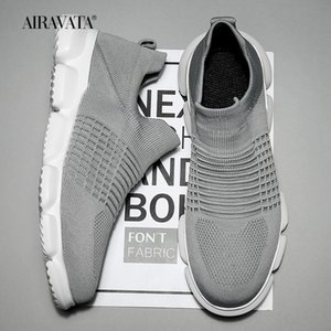 Training shoes Men Sneakers Outdoor Lightweight Breathing Mesh Walking Shoes For Fashion Gym Jogging 0902
