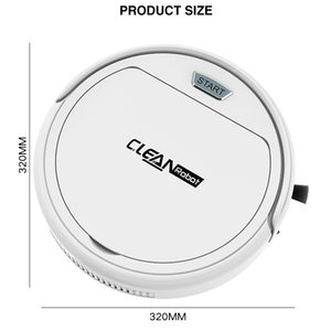 Super Suction Robot Vacuum Cleaner Smart Sweep&Wet Mopping Scrubber Robotic Run 60 Mins Cleaners For Home