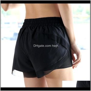Outfits Exercise Athletic Outdoor Apparel & Outdoorsfashion Sports Womens Loose And Quick-Drying Outer Wear Running Fitness Skirt Pants Anti-