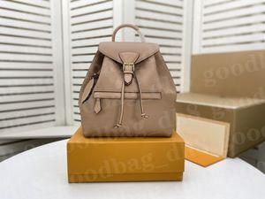 2021 Women Backpacks luxurys designers bags High Quality School Shoulder Bag Fashion Travel Packs 6 colors M45410