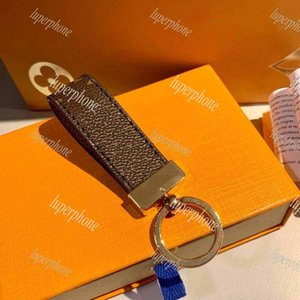 Fashion Keychain Phone Number Card Keyring PU Leather Bradied Plate Key Ring Auto Vehicle Key Chain Charm Pendant Accessories