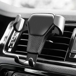 2021 Universal Car Phone Holder Air Vent Mount Stand For Phone In Car No Magnetic Mobile Phone Stand Holder with retail package