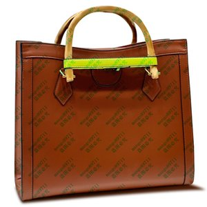 Handbags Leather Tote Bag for Women with Zipper - Travel, Work, Over the Shoulder Purses