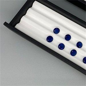 Diamond Display Tray Conea Storage Case Case Gem Box Держатель ювелирных изделий Драгоценный камень Организуйте 952 Q2
