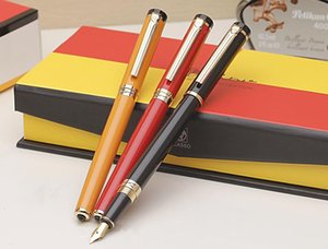 Fountain Pens Picasso 908 Luxury Smooth Signing Metal Pen 0.5mm School And Office Writing Supplies