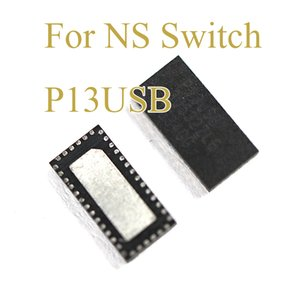Original Replacement Repair Parts For NS switch N-Switch console motherboard Audio Video Control IC P13USB