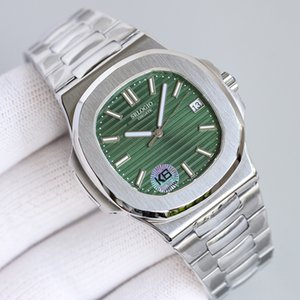 Top Mens Watches Automatic Mechanical Watch 40mm Sapphire Waterproof Fashion Business Wristwatches Montre De Luxe