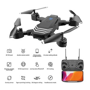 Drone 4K With Camera HD 1080P Mini Foldable Dron FPV Wifi Drones Professional Quadcopter Hold Mode Helicopter Boy Toys