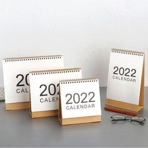 2022 Simple Desk Calendar Daily Schedule Table Agenda Organizer Office Calendars