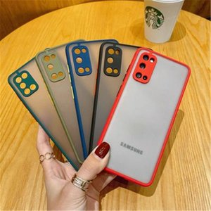 Cell Phone Cases for Samsung Galaxy S21 M30S S20FE S20ULTRA S9plus S8 A70 A10 M31S A50 A01core A42 5G Fashion Camera Lens Shockproof Matte Ultra