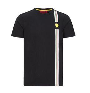 Benutzerdefinierte F1 Racing Team T-Shirt Sommer Rundhalssport Top Sport Kurzarm 2021
