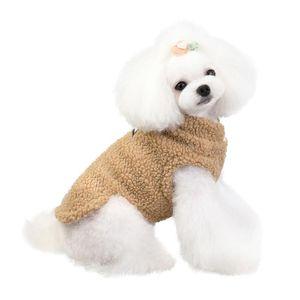 Candy Color Color Sweaters Pet Cashmere свитер осень и зимняя мода держать теплый кошачий одежда одежда