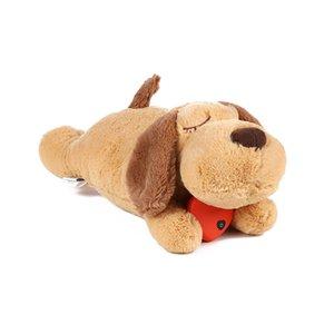 Brinquedos de Cachorro Treinamento de Treinamento de Treinamento Pet Pet Cuddle até Comfort Ansiety Aliviar o sono Ajuda Durável Brinquedos