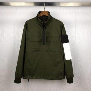 Tasarımcı Erkek Ceket Lüks Bahar Ceketler Moda Erkek Marka Ceket Erkekler Rüzgarlık Kış Coat Açık Streetwear