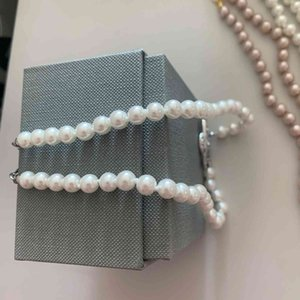 Hot 2020 New Fashionable female necklace brand Chain Planet Saturn Pearl Necklace Satellite Clavicle Chai9FXI