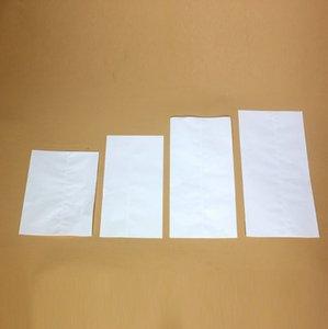 100 adet / takım Beyaz Isı Süblimasyon Transferi Shrink Wrap Çanta Termos Yüksek Sıcaklık Konveksiyonlu Fırın Için Özel Beşik Film Ambalaj Tumblers A15 Uygula
