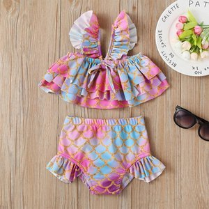 Tops Skirt Summer Baby Romper Babywear Jumpsuit Born Girl Outfit Cute Infant Clothes Swimming One-Pieces