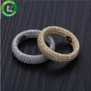 925 Sterling Silver Rings Engagement Rings Wedding Sets Hip Hop Designer Jewelry Men Diamond Love Ring Iced Out Snake Pandora Style Charms
