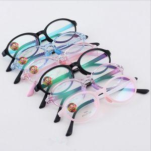 Childrens glasses Eyeglasses Lightweight Eyewear Frame Optical Kids Eye Glasses Frame For Baby Boys Girls Silicone nose care