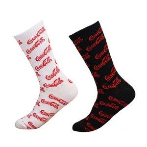 Socks men's middle tube fashion socks hip hop Street long and wo skateboard
