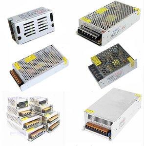 AC 110V-220V TO DC 12V LED Transformer Power Supply Switch Adapter For 5050 5630 2835 Led Strip Lights
