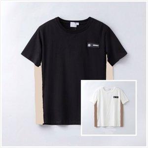 Camisetas para hombres Hombres Carta de impresión Tshirts Boy Fashion Street Tee TEE Hombre Casual T-shirt T-shirt Ver verano transpirable camiseta T-shirt