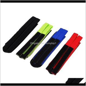Training Equipment 1Pc Nylon Straps Toe Clip Strap Belt Adhesivel Bicycle Pedal Tape Fixed Gear Bike Cycling Fixie Cover Ws64 Ft2Ea 2Otlo