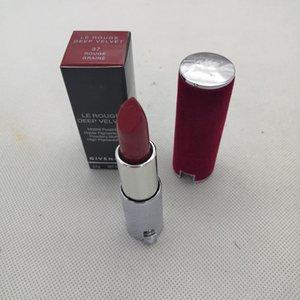 Più nuovo Maquillage opaco rossetto M Trucco Luster Retro Rossetti Rossetti Gelo Sexy opaco Rossetti 5 colori Rossetti con nome inglese DHL