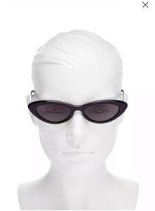 Luxury Designer Womens Men fashion Acetate Cat Eye Sunglasses Eyewear Italy Wrap UV protection selling style Unisex Model 40184 mask sunglass Top Quality