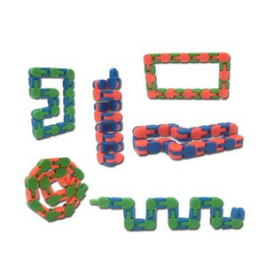 Learning & Education Toy Sensory Colorful Wacky Tracks Intelligence Toys For Girl Boy