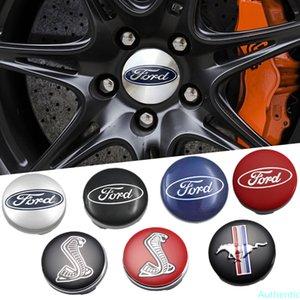 Wheel Caps for Ford Logo Mustang Shelby ST Focus Fusion Transit Fiesta Mk6 Explorer 5 Ranger Kuga Maverick Smax F150 Center Cap