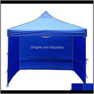 Shade Buildings Patio, Lawn Home & Garden Drop Delivery 2021 Oxford Cloth Outdoor Folding Rainproof Tent Waterproof Windproof And Durable Fit