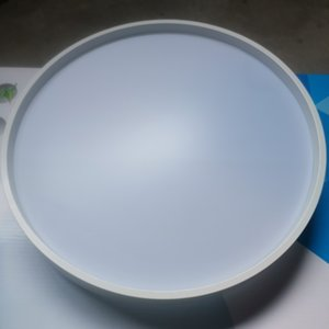 Bedroom Ceiling lamp covers LED fan light shades PVC good quality Multiple sizes made in China lighting accessories