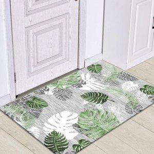 Carpets Absorbent Bathroom Non-Slip Mat Floor Carpet Home Entrance Hallway Bedroom Door Kitchen