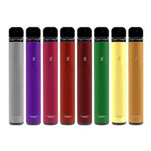 Puff plus Disposable E-cigarettes Pod Device 550mAh Battery 300 Puffs 3.2ml Prefilled vape pen kit free DHL VS MAX XXL FEXL