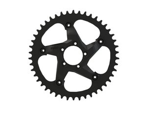 BAFANG Narrow Wide 46T Chain Wheel Chainring for M625 Mid Motor