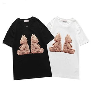 NOUVEAU T-shirt Mens T-shirt T-shirt Tee Coton Street Street Skateboard Hommes Femmes manches courtes Casual Tee taille S-4Xle