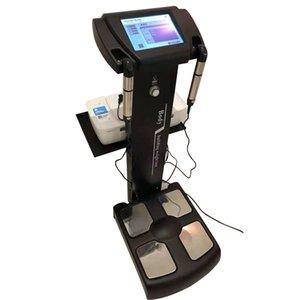 High Efficiency human body composition analyzer with printer body analyzer machine