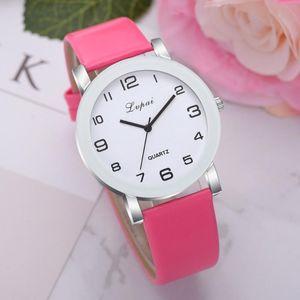 Women'S Casual Quartz Leather Band Watch Analog Wrist Women Luxury Bracelet 2021 S Montre Femme Zegarek Damski Wristwatches
