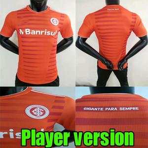 لاعب النسخة 2021 2022 Camisa SC Internacional Soccer Jerseys Red d'Alessandro غير روبريرو براعم يوري ألبرتو هوم بعيدا 21 22 كرة القدم قميص نادي رياضي