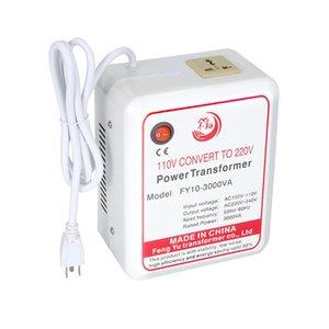 Electronic 110V a 220V 2000VA / 1000VA / 3000VA passo para cima transformador de potência para a ETH mining psu