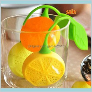 Coffee & Tea Tools Drinkware Kitchen, Dining Bar Home Garden Wholesale 2016 Selling Silicone Teabag Strainer Infuser Teapot Teacup Fil
