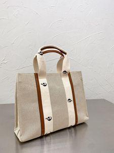 2021 Most Fashionable Bag Woody Tote Small Medium Design Ladies Bag Luxury Designer Handbag