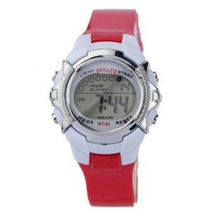 Moda Homens relógios de luxo Digital Sports Watch LED Silicone Quartz Despertador Data Luminosa Exposição Eletrônica #w relógios de pulso